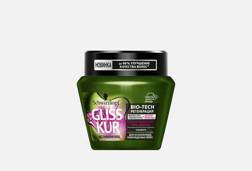 Купить Маска для ослабленных и поврежденных волос, GLISS KUR