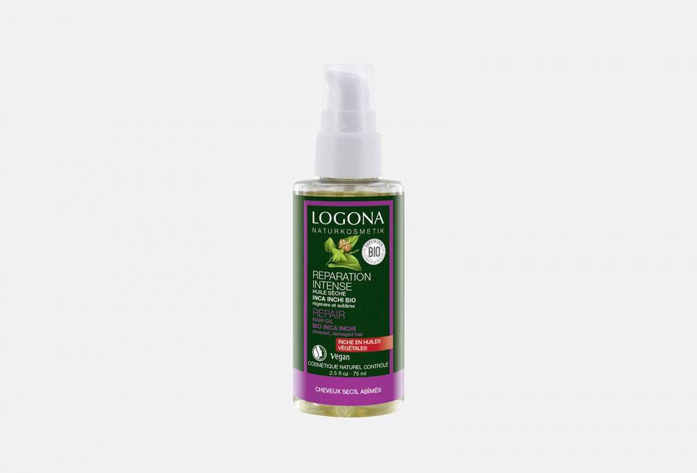 Купить Восстанавливающее масло для волос, LOGONA