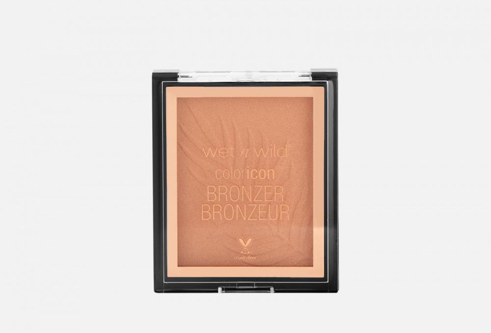 Бронзирующая пудра для лица WET N WILD Color Icon Bronzer 11 мл