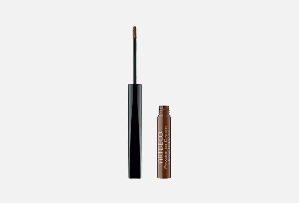 Крем - пудра для бровей ARTDECO Powder To Cream Brow Color 1.2 мл пудра для бровей brow defining powder 2 2г с зеркалом soft taupe