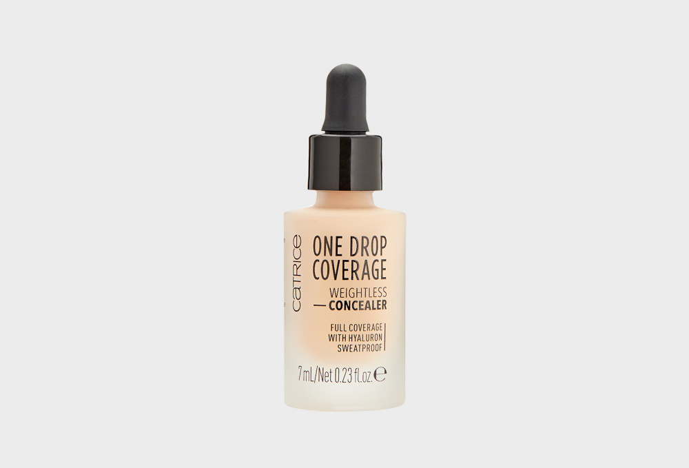 Консилер для лица CATRICE One Drop Coverage Weightless Concealer 7 мл недорого