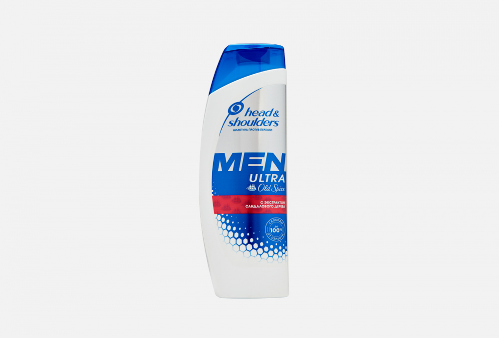 Шампунь против перхоти HEAD & SHOULDERS Ultra Old Spice 400 мл