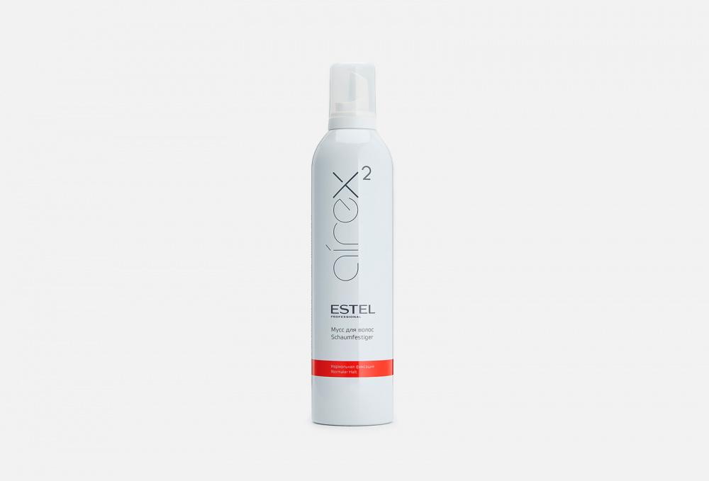 Мусс для волос нормальной фиксации ESTEL PROFESSIONAL Airex 400 мл