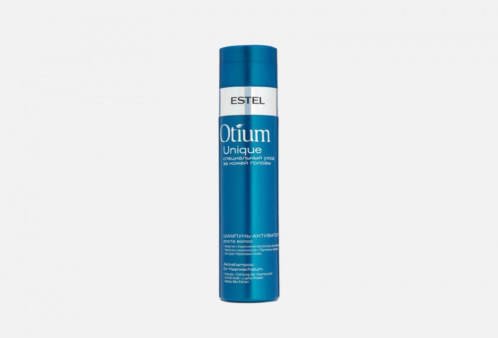 Шампунь-активатор роста волос ESTEL PROFESSIONAL Otium Unique 250 мл ducray неоптид лосьон от выпадения волос для мужчин 100 мл