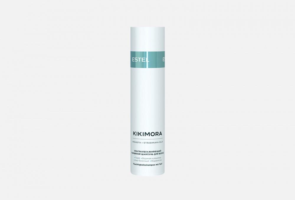 Ультраувлажняющий торфяной шампунь ESTEL PROFESSIONAL Kikimora 250 мл estel шампунь kikimora для волос ультраувлажняющий торфяной 250 мл