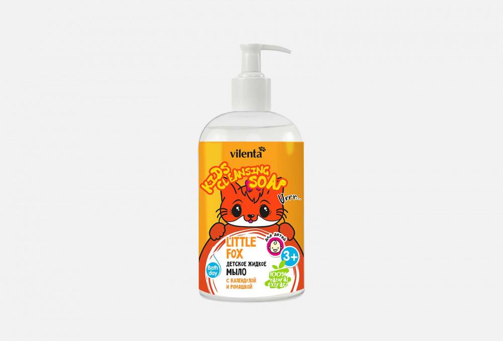 Купить Детское жидкое мыло с календулой и ромашкой, VILENTA