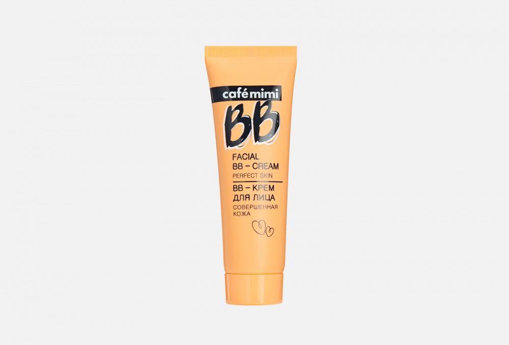 Фото - Bb – крем для лица CAFEMIMI Perfect Skin 50 мл питательный крем для лица spf 15 cafemimi nutritious 50 мл