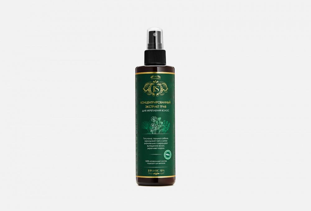 Спрей для волос JURASSIC SPA Против Выпадения 270 мл ducray неоптид лосьон от выпадения волос для мужчин 100 мл