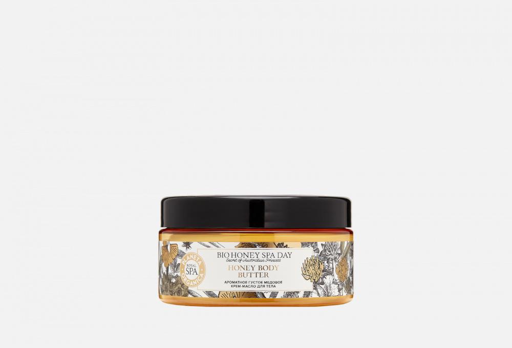 Купить Ароматное густое медовое крем-масло для тела, PLANETA ORGANICA