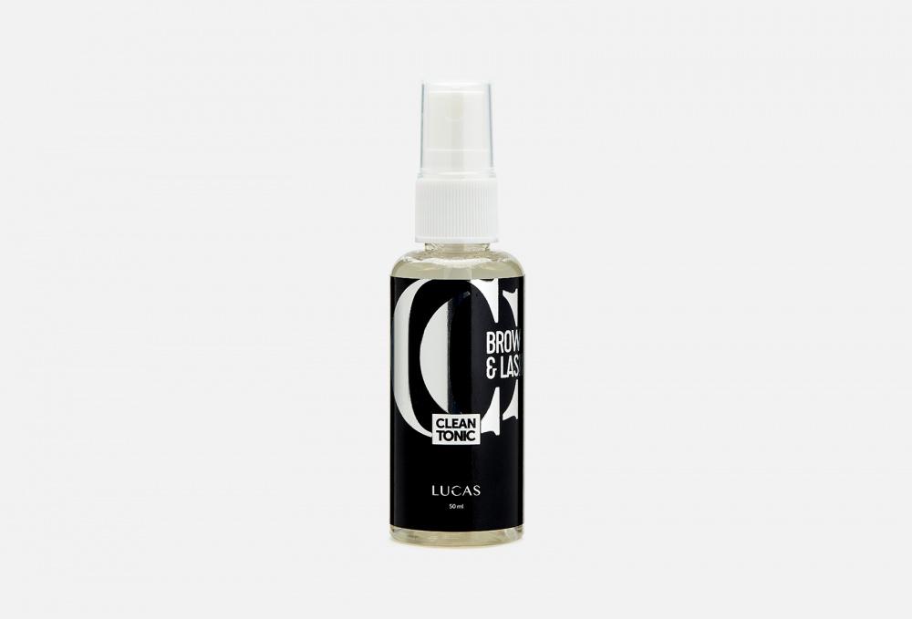 Обезжириватель для бровей и ресниц LUCAS' COSMETICS Cc Brow Clean Tonic 50 мл недорого