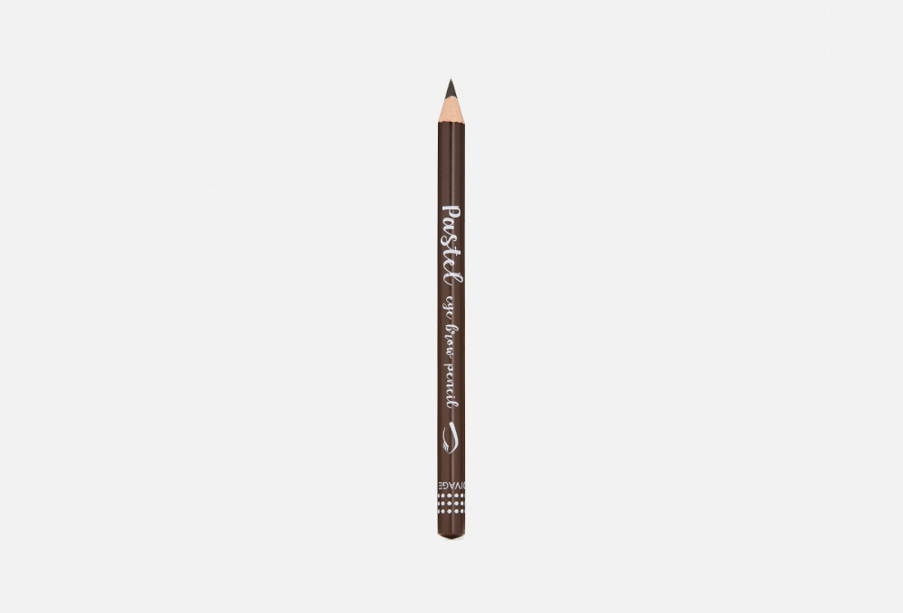 Карандаш для бровей с щеткой DIVAGE Pastel 4 мл divage карандаш для бровей wow brow divage брови