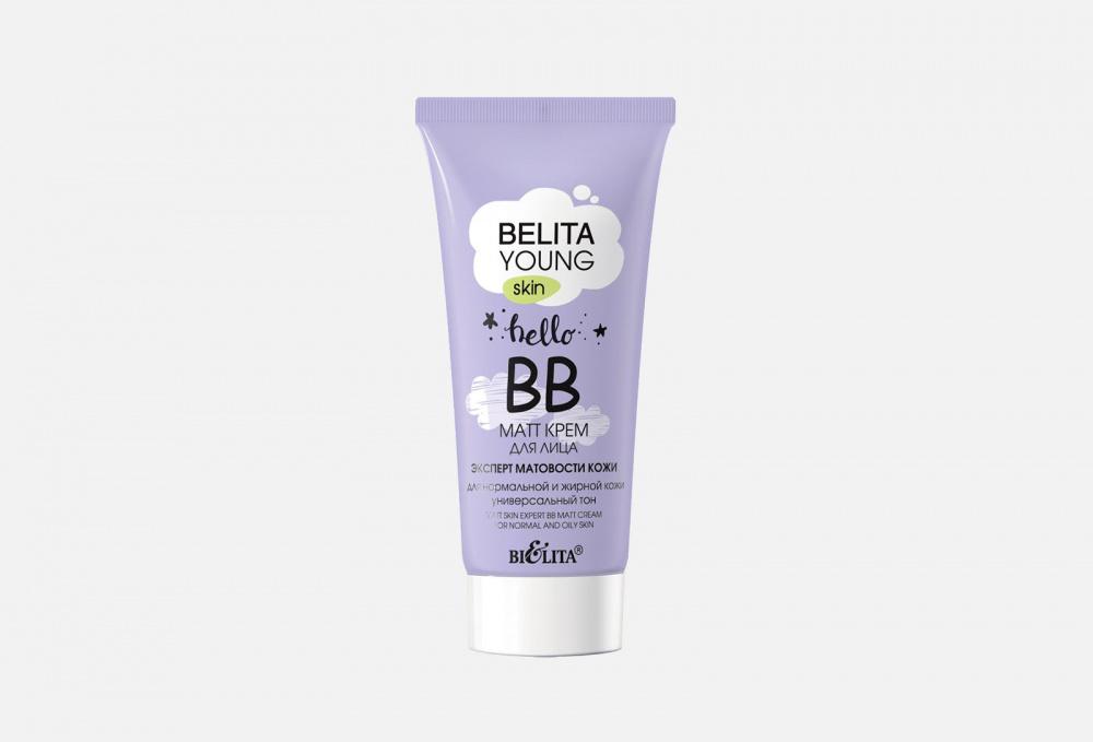 Фото - Матирующий BB-крем для нормальной и жирной кожи БЕЛИТА Young Skin Эксперт Матовости Кожи 30 мл матирующий дневной крем для жирной и проблемной кожи лица 60 мл