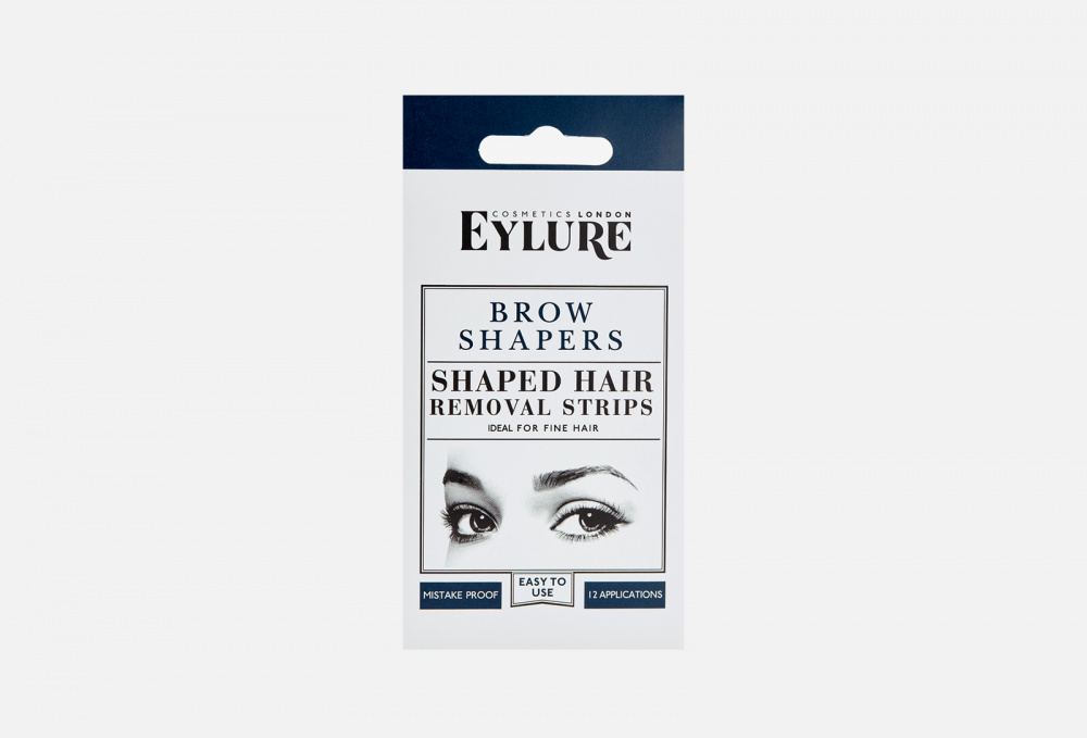 Полоски для коррекции формы бровей EYLURE Brow Shapers
