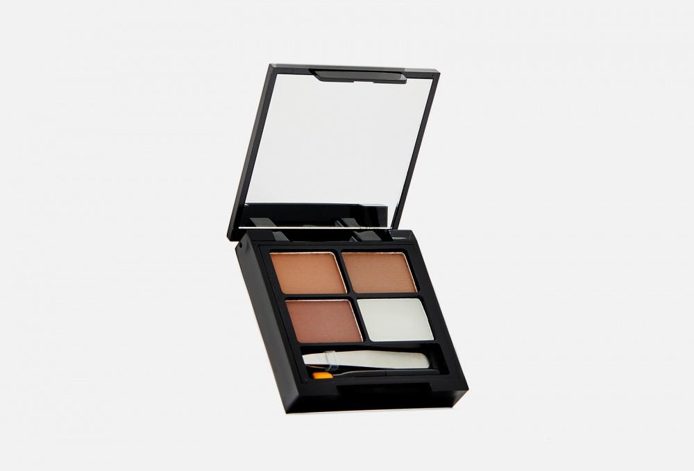 Набор для бровей MAKEUP REVOLUTION Focus & Fix Eyebrow Shaping Kit 5.8 мл