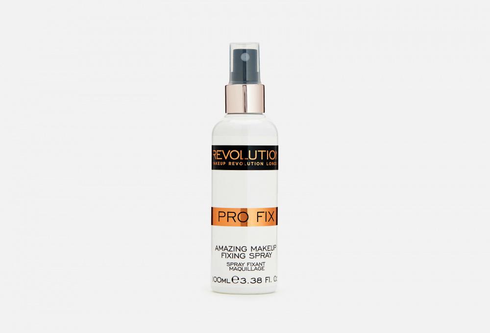 Спрей для фиксации макияжа MAKEUP REVOLUTION Professional Fixing Spray 100 мл недорого