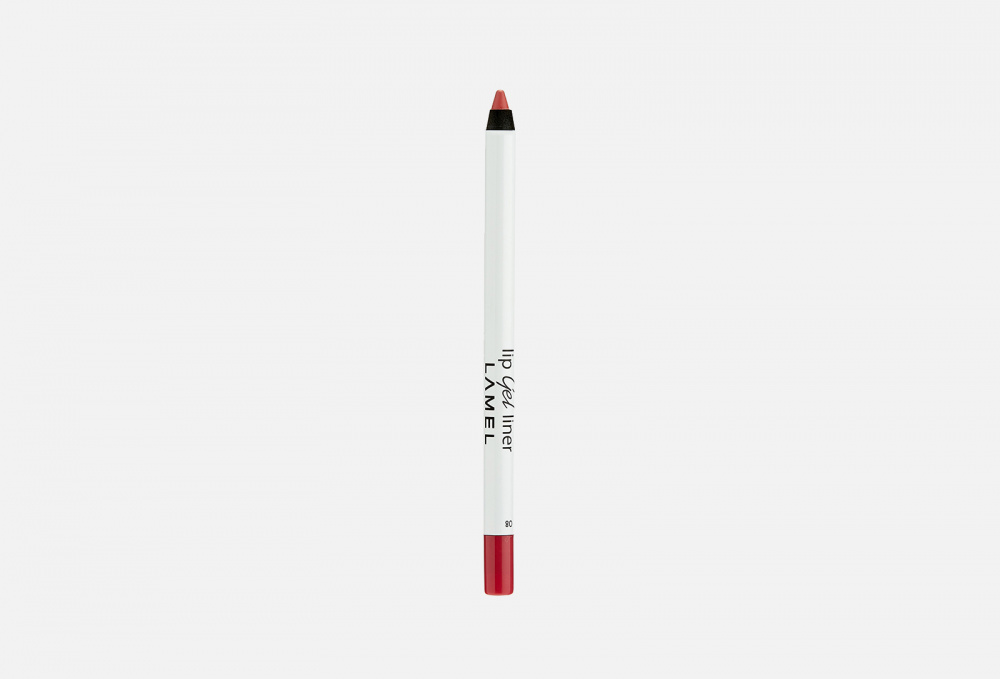 Гелевый карандаш для губ LAMEL Long Lasting Gel Lip Liner 1.7 мл