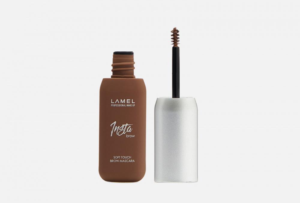 Фото - Тушь для бровей LAMEL Insta Brow Mascara 8 мл bourjois brow fiber oh oui mascara
