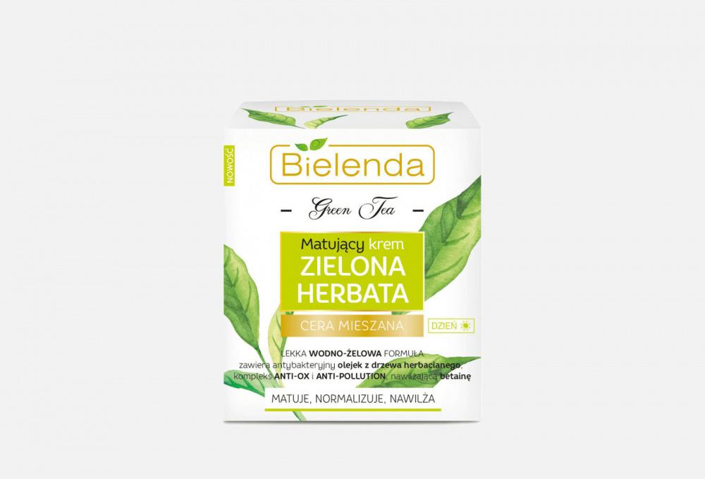 Купить Матирующий дневной крем для лица, BIELENDA