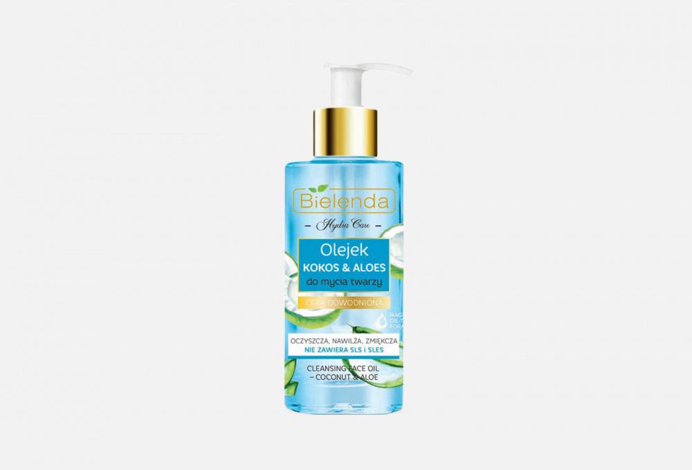Фото - Гидрофильное масло для умывания лица BIELENDA Hydra Care 140 мл bielenda bikini кокосовое