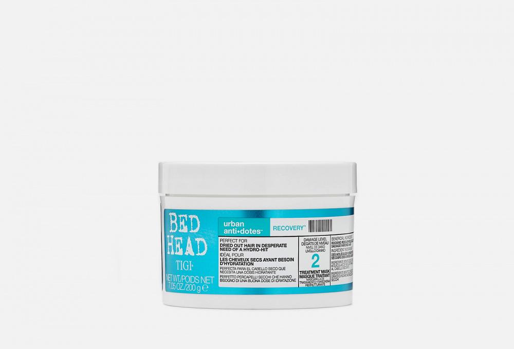 Маска для поврежденных волос TIGI BED HEAD Urban Anti+dotes Recovery 200 мл