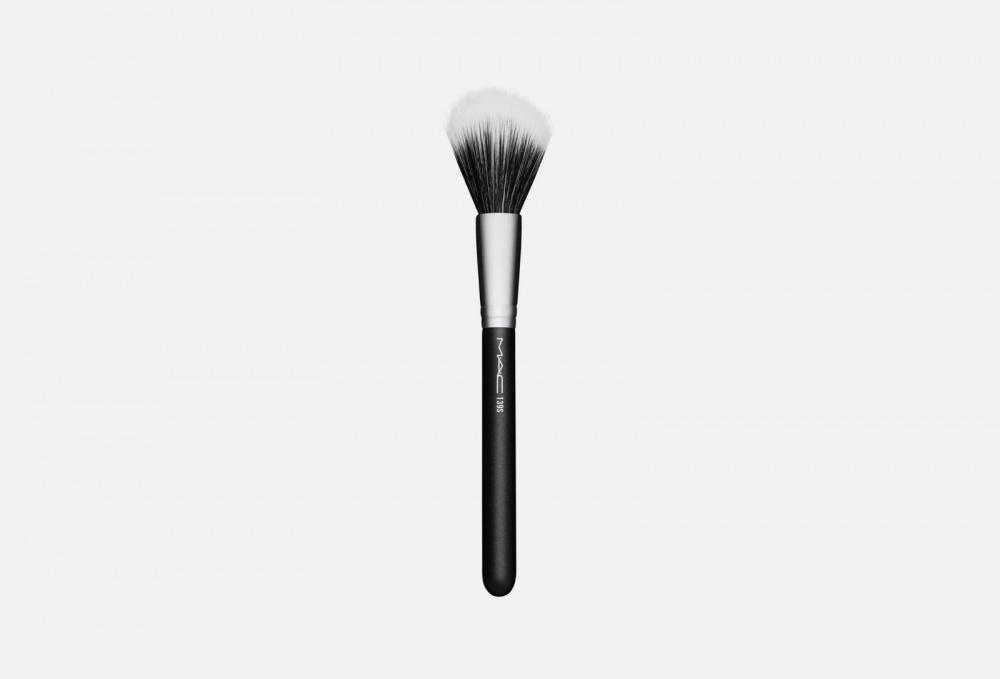 КИСТЬ КОСМЕТИЧЕСКАЯ MAC #139s Duo Fibre Tapered Face кисть косметическая mac short duo fibre brush 130