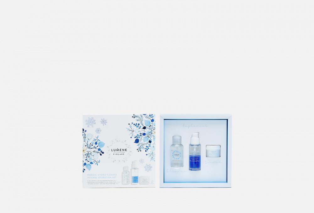 Купить Подарочный набор для глубокого увлажнения кожи, LUMENE
