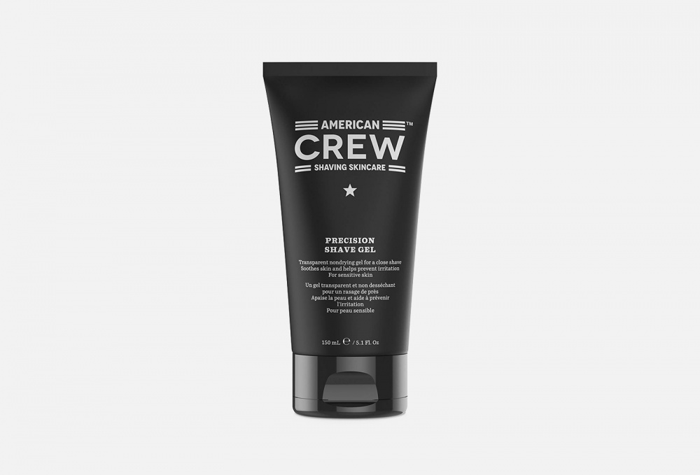 Гель для бритья AMERICANCREW Precision Shave Gel 150 мл