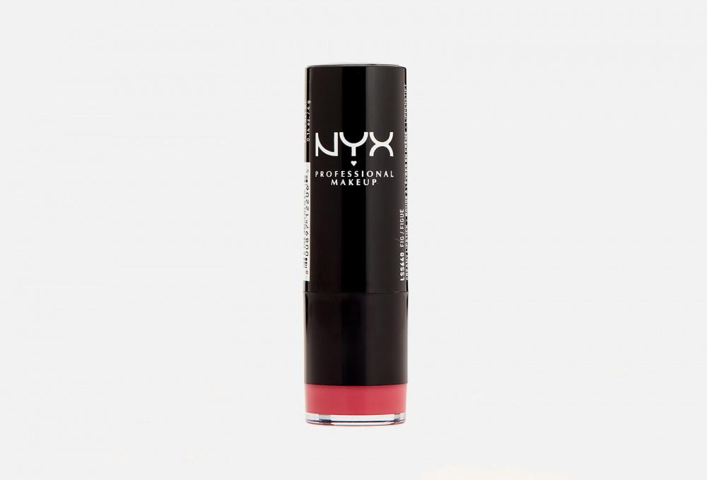КЛАССИЧЕСКАЯ КРЕМОВАЯ ГУБНАЯ ПОМАДА NYXPROFESSIONAL MAKEUP Round Lipstick 4 мл