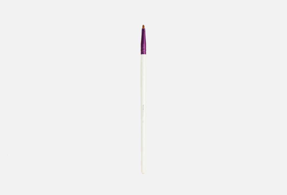 Купить Кисть плоская многофункциональная для мелких деталей/растушевки карандаша и подводки, MANLY PRO