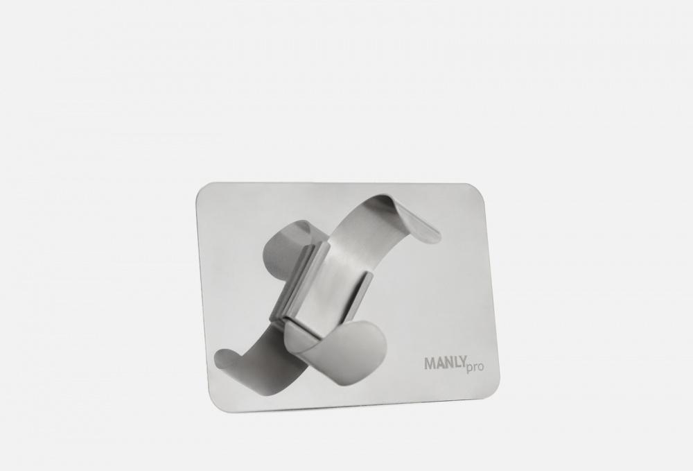 Купить Стальная палитра браслет для смешивания косметики, MANLY PRO