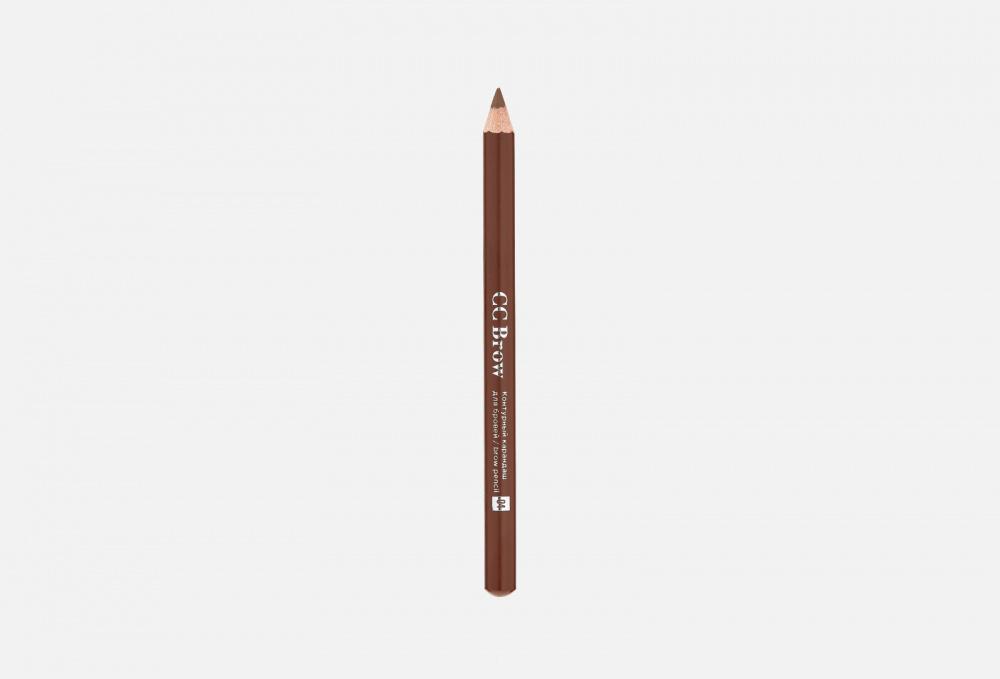 Контурный карандаш для бровей LUCAS' COSMETICS Cc Brow Brow Pencil 2 мл tony brow soap фиксатор для бровей