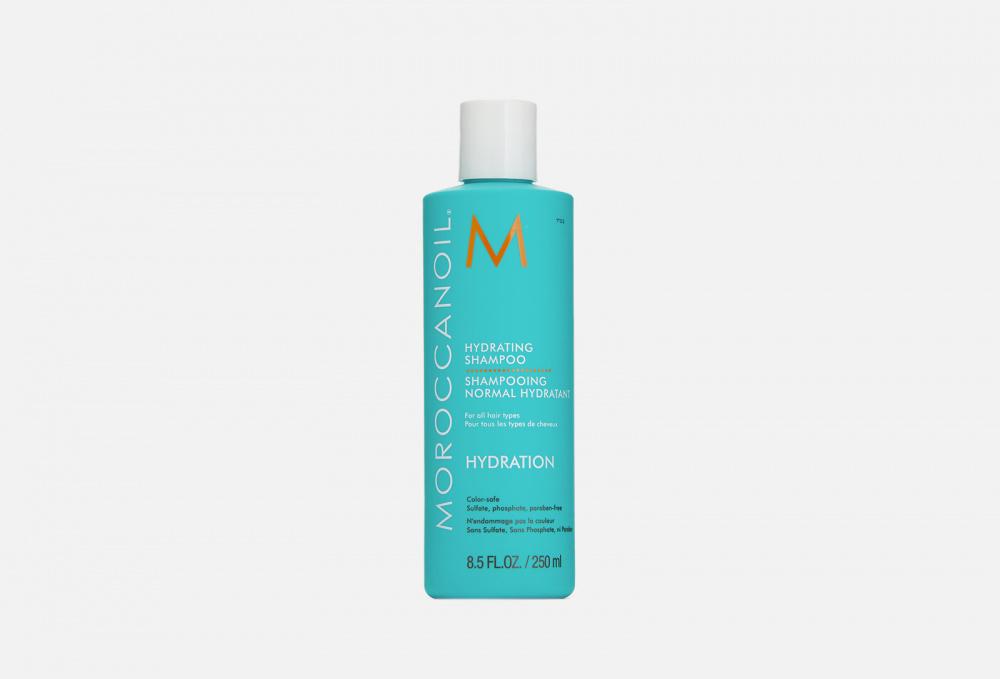 Увлажняющий шампунь MOROCCANOIL Hydrating Shampoo 250 мл moroccanoil color continue shampoo шампунь для сохранения цвета 250 мл