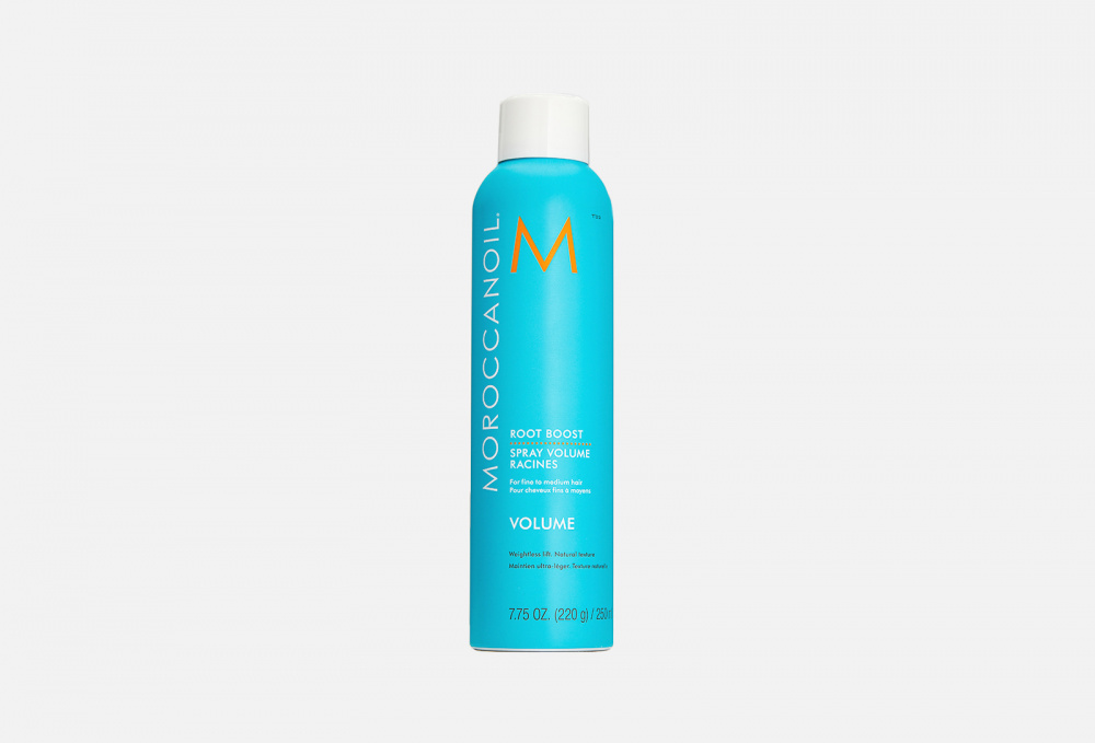 Фото - Спрей для прикорневого объема MOROCCANOIL Root Boost 250 мл dewal cosmetics спрей для прикорневого объема movie style love barcelona 250 мл