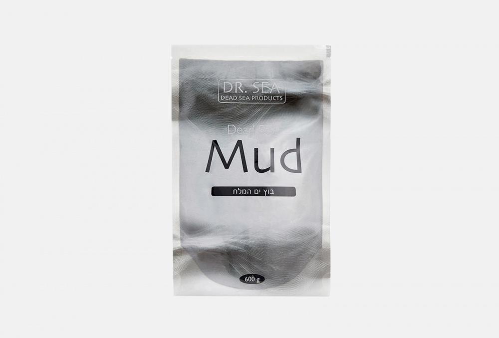 Грязь мертвого моря DOCTORSEA Black Dead Sea Mineral Mud 600 мл недорого