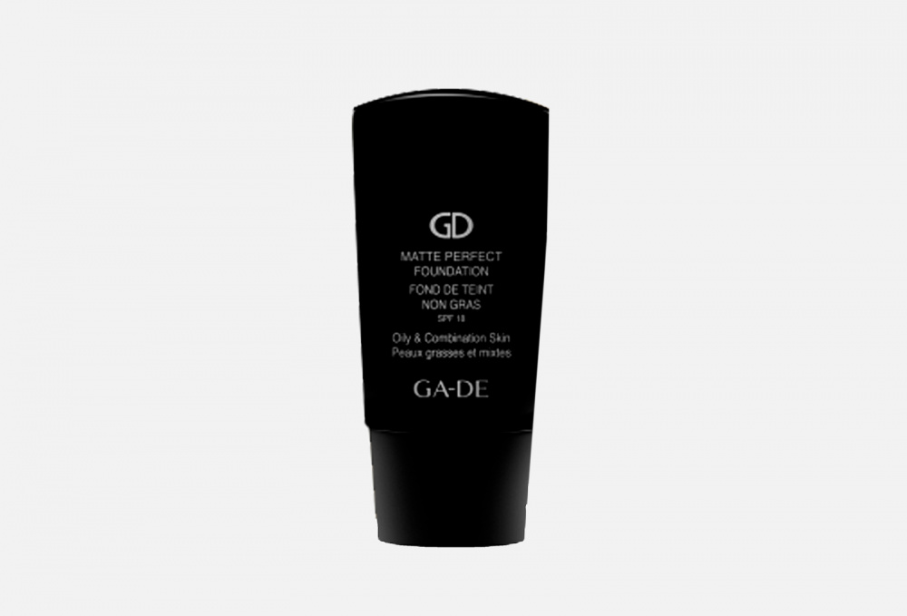 Тональный крем GA DE Matte Perfect Foundation Spf18 30 мл