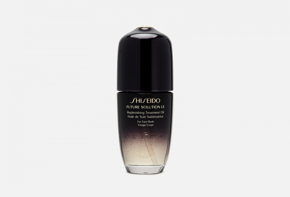Универсальное питательное масло SHISEIDO Future Solution Lx Replenishing Treatment Oil 75 мл shiseido future solution lx e total radiance loose powder