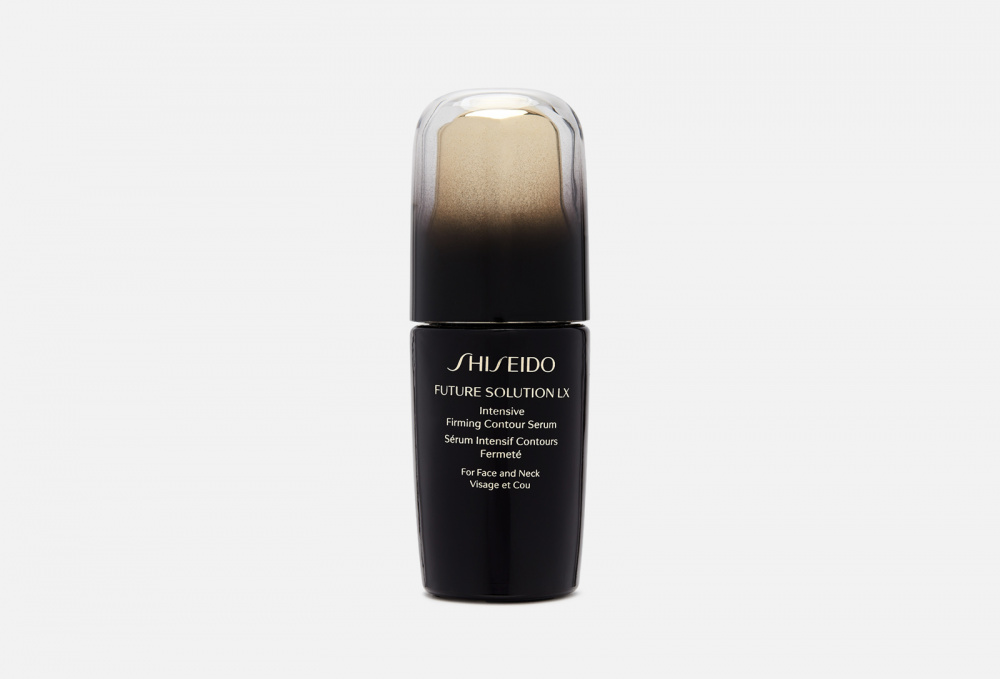 Интенсивная сыворотка, корректирующая контуры лица SHISEIDO Future Solution Lx Intensive Firming Contour Serum 50 мл shiseido future solution lx e total radiance loose powder