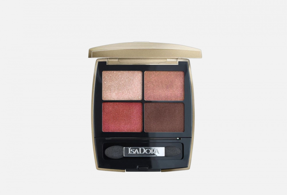Тени для век ISADORA Eye Shadow Quartet 5 мл недорого