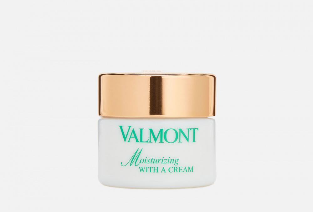 Фото - Крем для лица увлажняющий VALMONT Moisturizing With A Cream 50 мл крем увлажняющий valmont 24 hour 50 мл