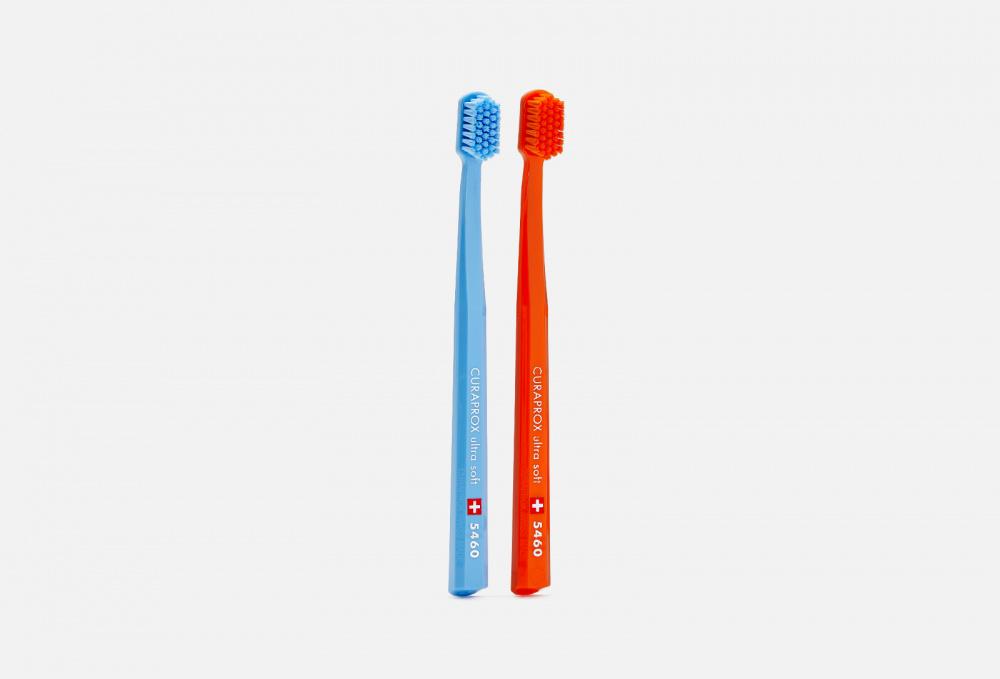 Купить Набор зубных щеток 2шт, CURAPROX