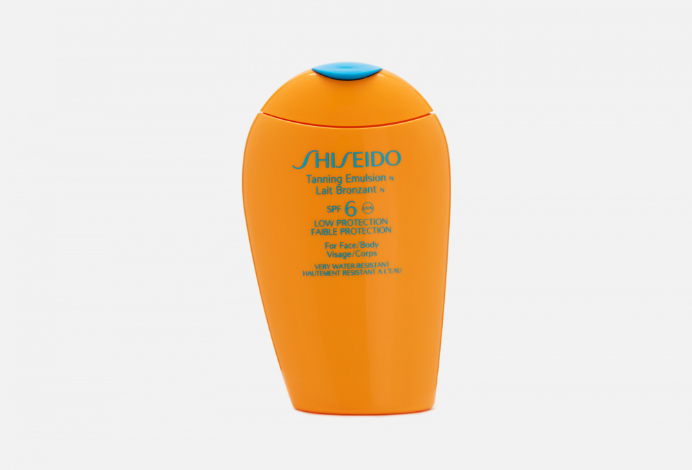 Эмульсия для загара SHISEIDO Global Suncare Tanning Emulsion N 150 мл