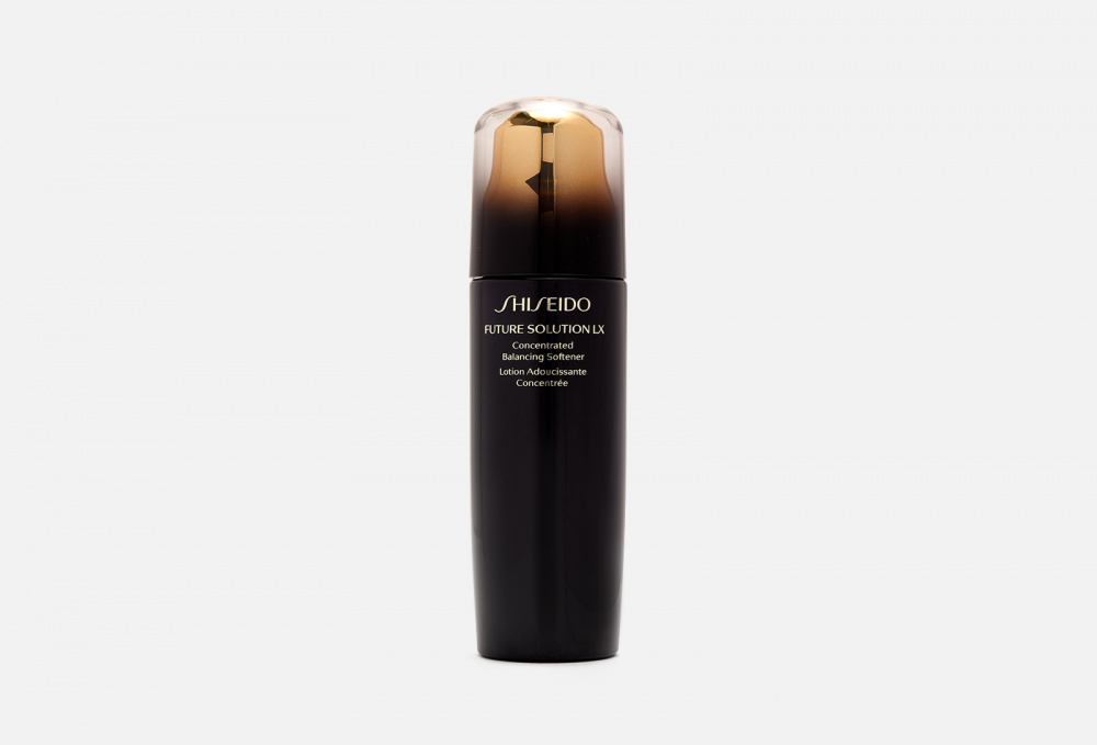 Концентрированный балансирующий софтнер SHISEIDO Future Solution Lx Concentrated Balancing Softener E 170 мл shiseido future solution lx e total radiance loose powder