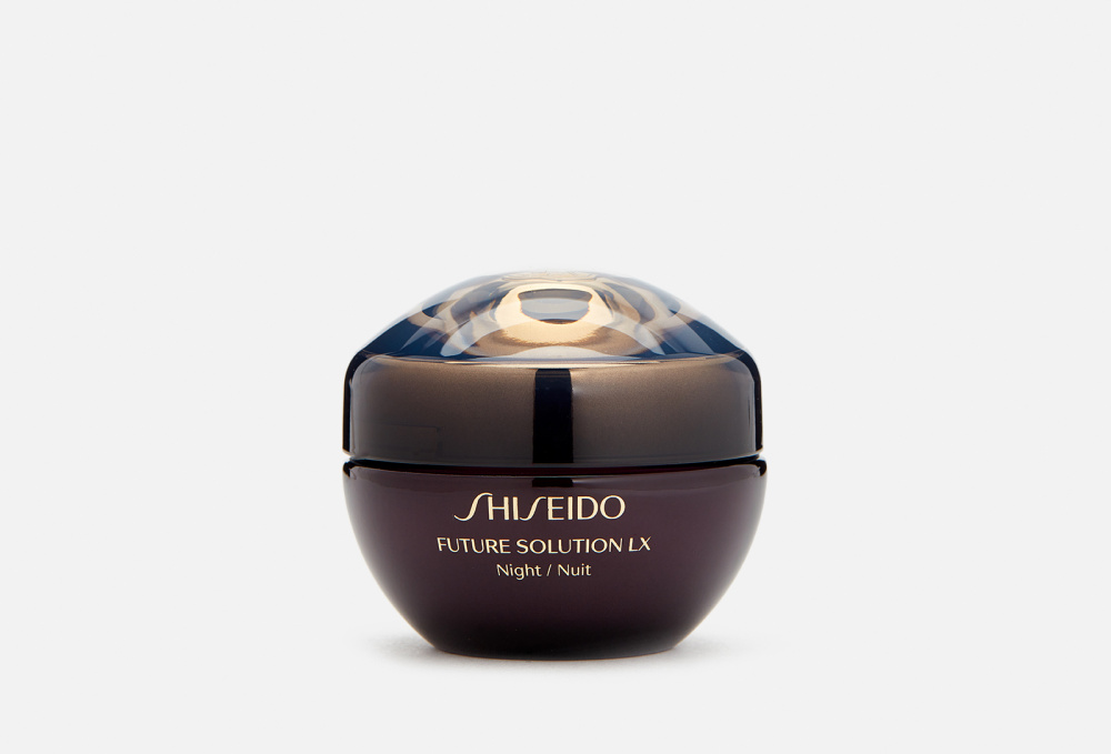 Крем для комплексного обновления кожи SHISEIDO Future Solution Lx Total Regenerating Cream E 50 мл shiseido future solution lx e total radiance loose powder