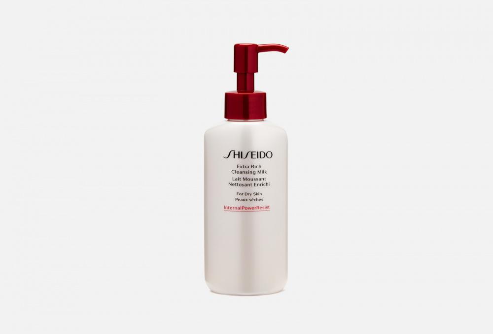 Насыщенное очищающее молочко для сухой кожи SHISEIDO Internal Power Resist 125 мл