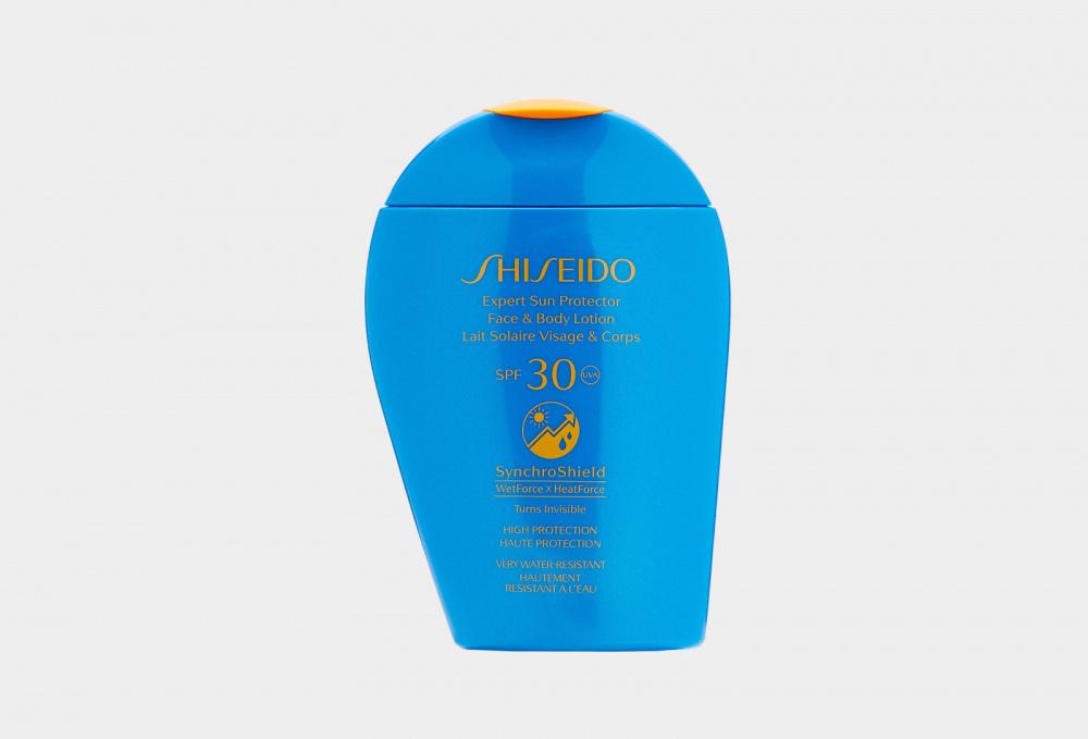 Купить Солнцезащитный лосьон для лица и тела SPF30, SHISEIDO