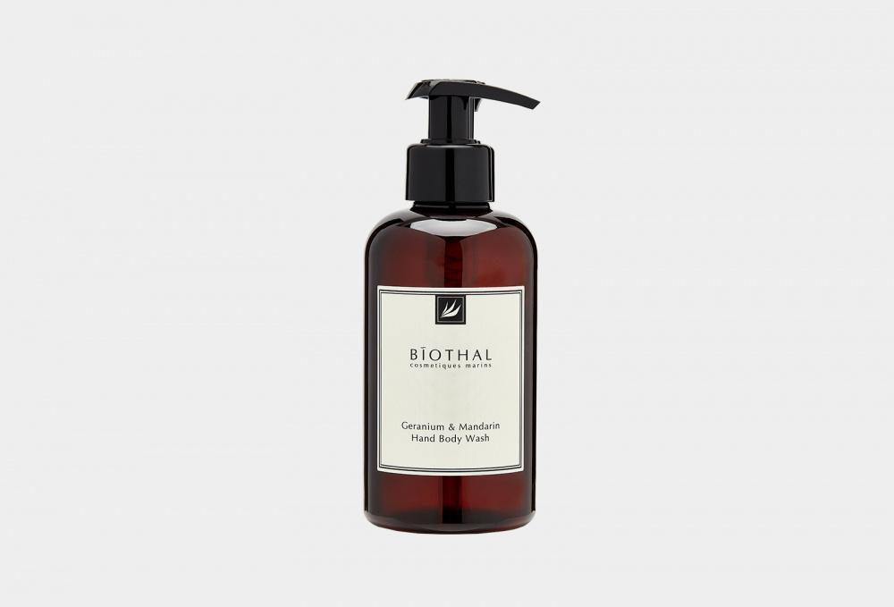 Купить Жидкое мыло для тела и рук, BIOTHAL