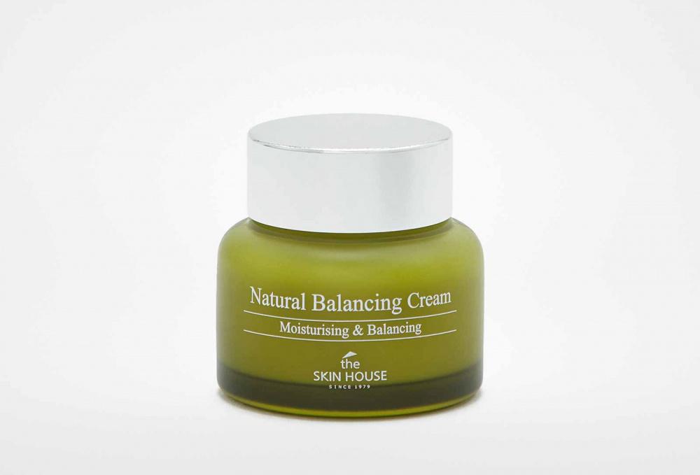 Балансирующий крем THE SKIN HOUSE Natural Balancing Cream 50 мл