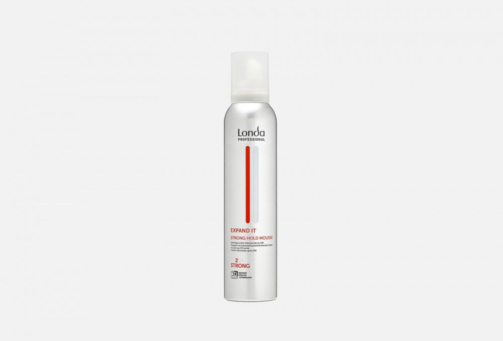 Пена для волос сильной фиксации LONDA PROFESSIONAL Expand It 250 мл