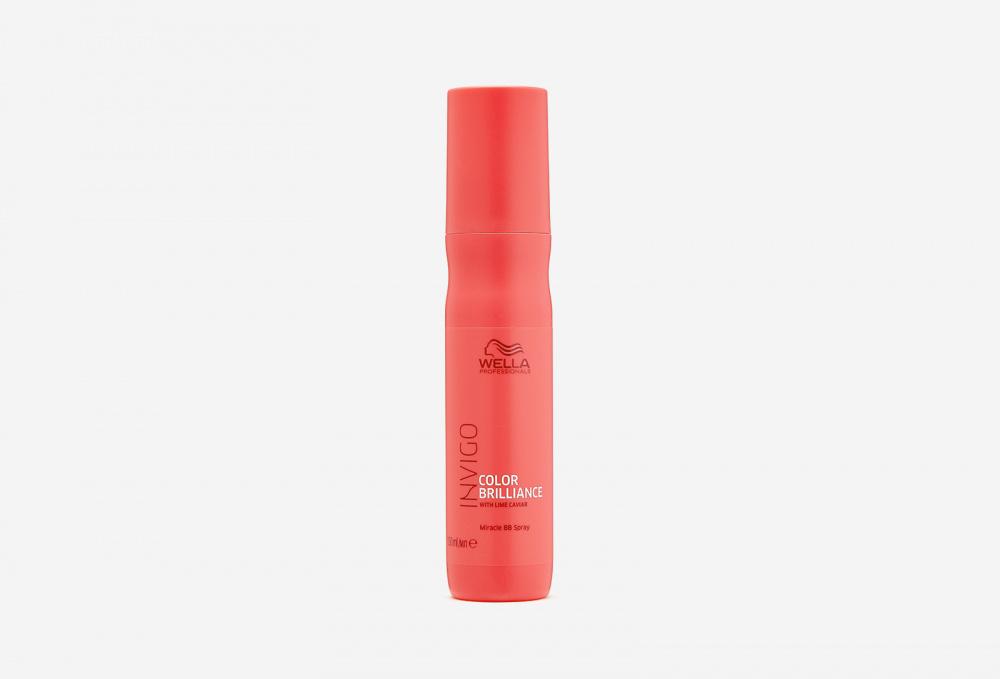 Бьюти-спрей для волос несмываемый WELLA PROFESSIONALS Color Brilliance 150 мл