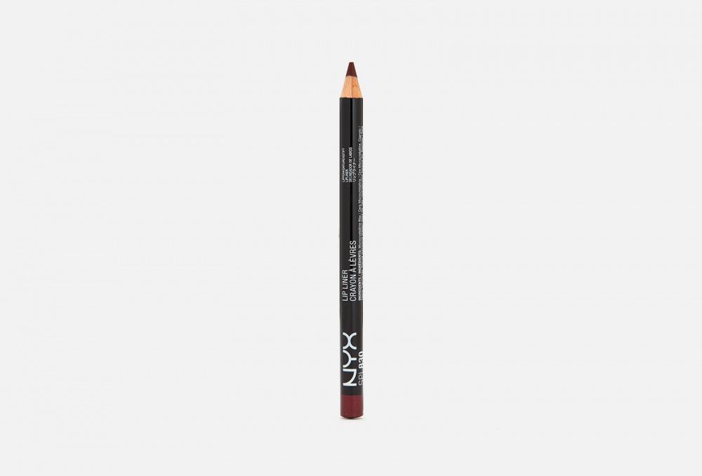 Карандаш для губ NYXPROFESSIONAL MAKEUP Slim Lip Pencil 1 мл